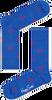 Blauwe HAPPY SOCKS Sokken UMB01 - small