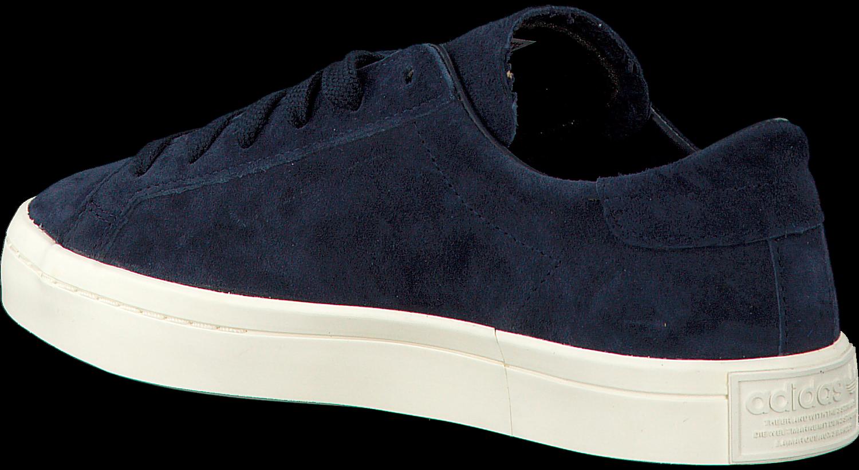 Blauwe ADIDAS Sneakers COURT VANTAGE DAMES - Omoda.nl