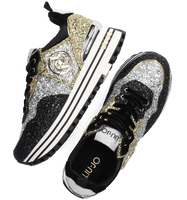 Zilveren LIU JO Lage sneakers MAXI WONDER 1 - medium
