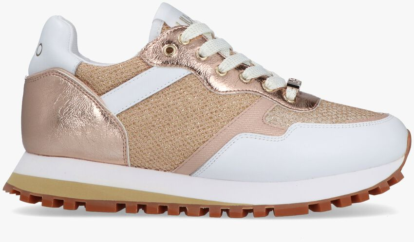 Witte LIU JO Lage sneakers LIUJO WONDER 1  - larger