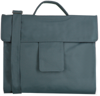 Blauwe MYOMY Laptoptas MY HOME BAG BUSINESS BAG - medium