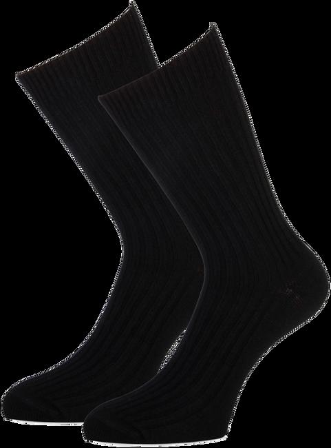 Zwarte MARCMARCS Sokken CASHMERE - large