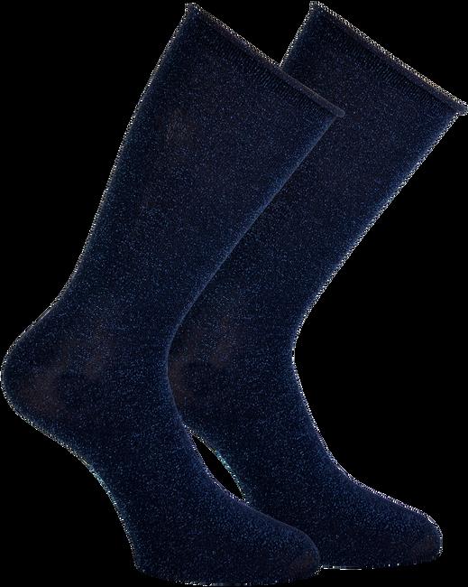 Blauwe MARCMARCS Sokken GWEN 2-PACK LANG - large