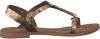 Gouden LAZAMANI Sandalen 75.501  - small