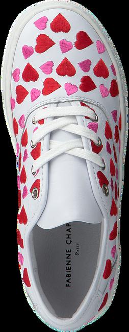 Witte FABIENNE CHAPOT Sneakers MEES  - large
