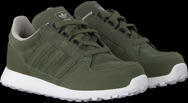 new product d118a 0c0e2 Groene ADIDAS Sneakers FOREST GROVE C - Omoda.nl