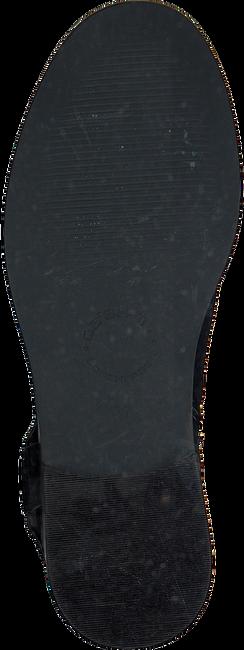 Zwarte CA'SHOTT Enkellaarsjes 20040 - large