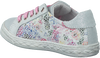 Zilveren DEVELAB Sneakers 42202  - small