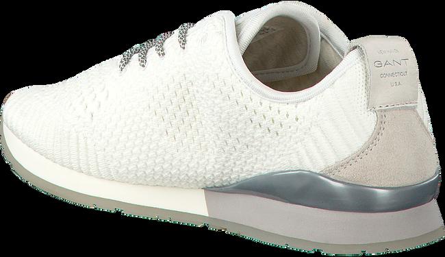 Witte GANT Sneakers LINDA  - large