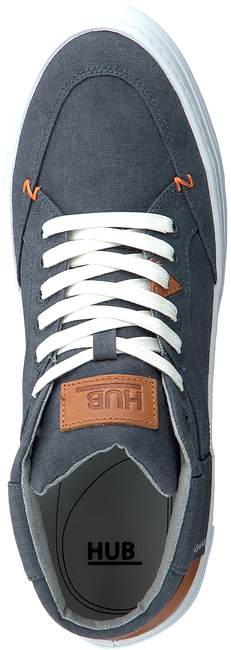 Blauwe HUB Sneakers KINGSTON - large