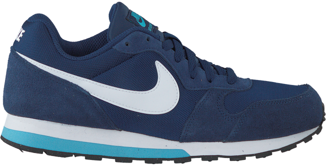 ab4098e11b4 Blauwe NIKE Sneakers MD RUNNER 2 KIDS LACE - Omoda.nl