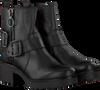 Zwarte OMODA Biker boots P14983  - small