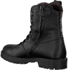 Zwarte CLIC! Veterboots 9854  - small