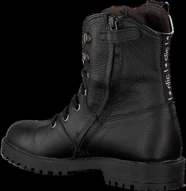 Zwarte CLIC! Veterboots 9854  - large
