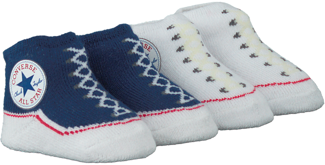Blauwe CONVERSE Sokken CHUCK BOOTIE - large