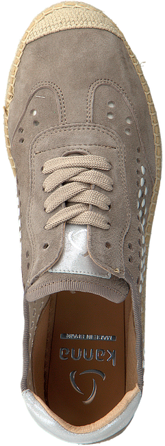 Taupe KANNA Sneakers KV8185 - large