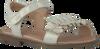 Witte CLIC! Sandalen 8158  - small