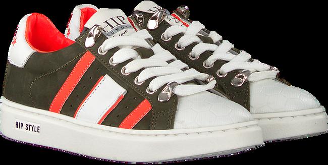 Groene HIP Lage sneakers H1344  - large