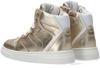Gouden PINOCCHIO Hoge sneaker P1737  - small