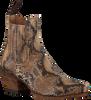 Bruine SENDRA Cowboylaarzen 15978  - small