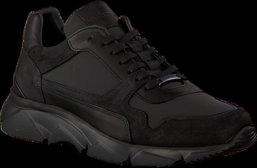 Zwarte MAZZELTOV Sneakers 9509F  - larger