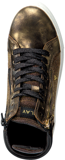 Gouden REPLAY Sneakers STING  - large