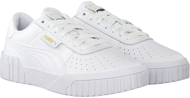 Witte PUMA Sneakers CALI - large