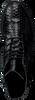 Zwarte TANGO Veterboots PLEUN CARTEL 12  - small