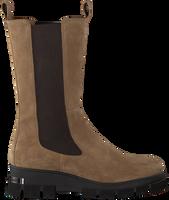 Camel NOTRE-V Chelsea boots KIM - medium
