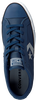 Blauwe CONVERSE Sneakers STAR PLAYER OX - small