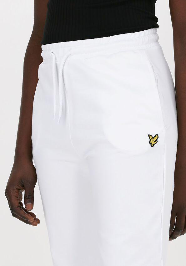 Witte LYLE & SCOTT Joggingsbroek SWEATPANT  - larger