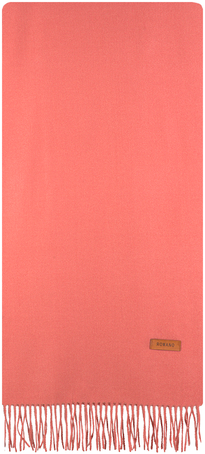 Roze ROMANO SHAWLS AMSTERDAM Sjaal PASHMINA  - large