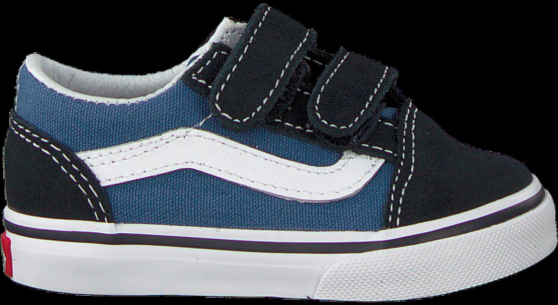 84f8a998f516c0 Blauwe VANS Sneakers TD OLD SKOOL V NAVY - large. Next