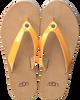 Gele UGG Slippers TAWNEY  - small
