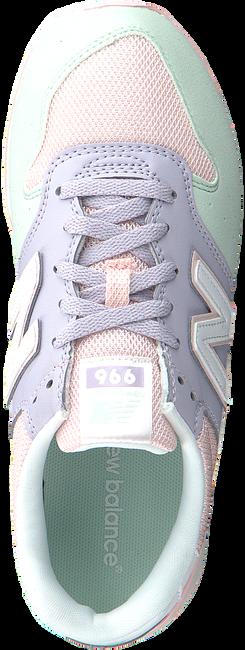 Roze NEW BALANCE Sneakers KJ996 KIDS  - large