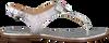 Zilveren MICHAEL KORS Sandalen ALICE THONG  - small