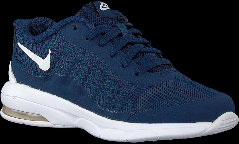 Blauwe NIKE Sneakers AIR MAX INVIGOR PRINT (PS) | Omoda