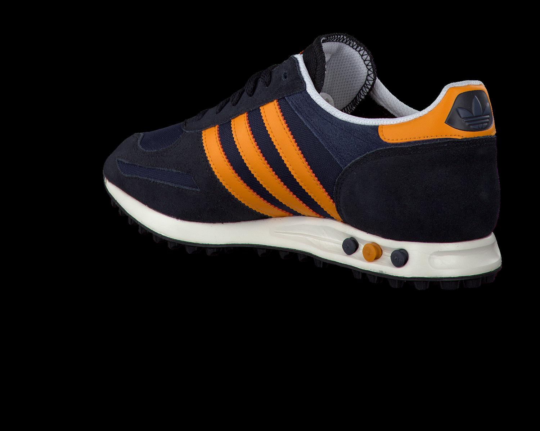 Zwarte ADIDAS Sneakers LA TRAINER | Omoda