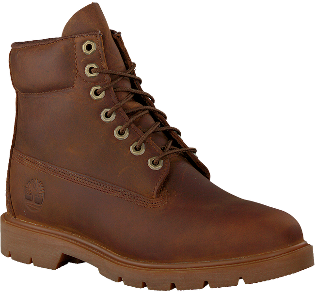Bruine TIMBERLAND Veterboots 6INCH BASIC BOOT NONCONTRAST - large