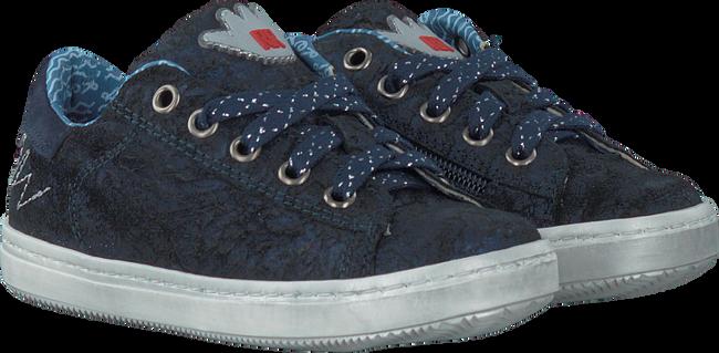 Blauwe RED RAG Sneakers 15246  - large
