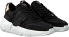 Zwarte NUBIKK Sneakers LUCY FRINGE  - small