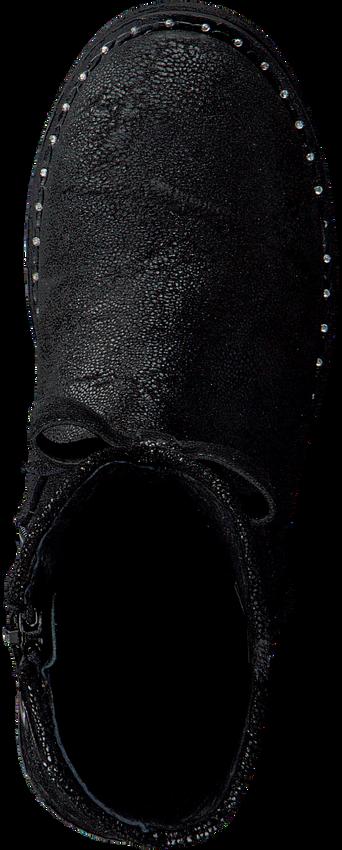 Zwarte TON & TON Enkellaarsjes 292531  - larger