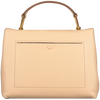 Beige COCCINELLE Handtas LIYA MEDIUM - small