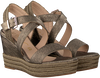 Bronzen UNISA Sandalen LUSAS - small