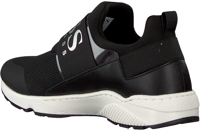 Zwarte BOSS KIDS Lage sneakers BASKETS J29H93 - large