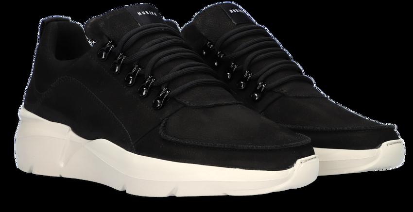 Zwarte NUBIKK Lage sneakers ROQUE ROYAL  - larger
