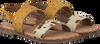 Bruine GIOSEPPO Sandalen 47105  - small