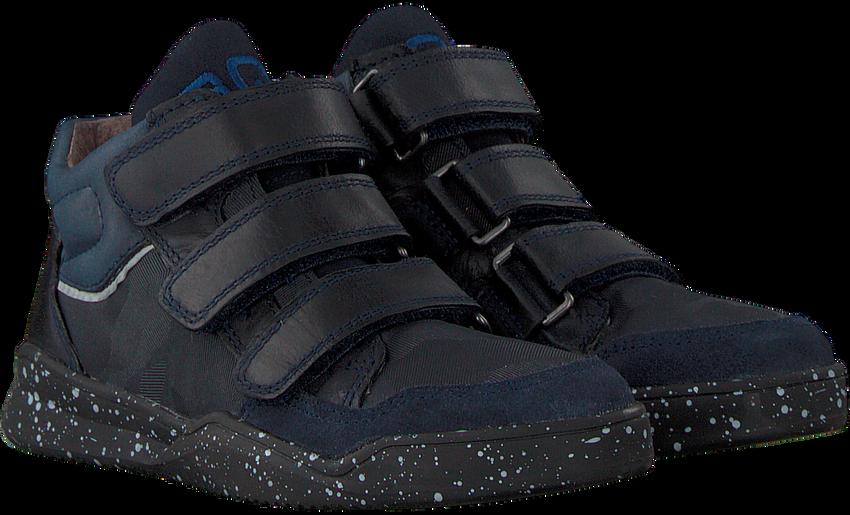 Blauwe BRAQEEZ Sneakers TIM TERRA - larger