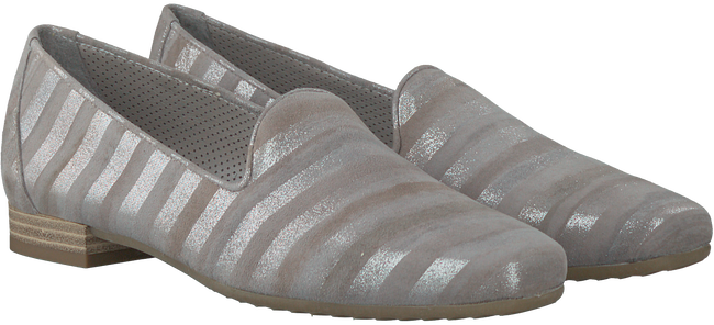 Taupe MARIPE Loafers 16549  - large