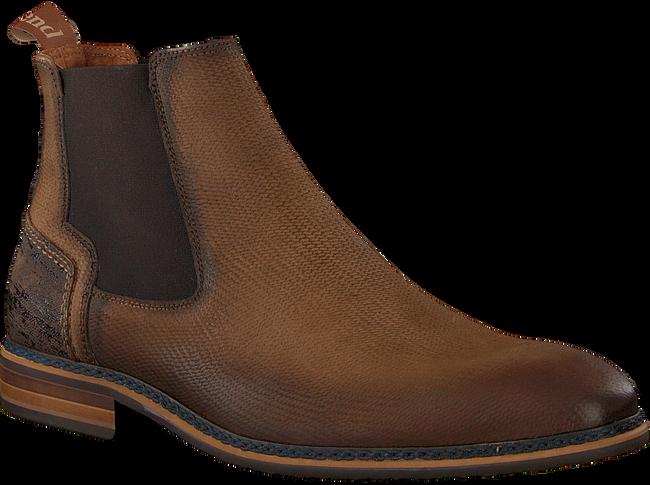 Cognac BRAEND Chelsea boots 24601 - large